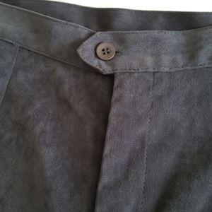 Vintage Studio Brand Pants/Faux Suede